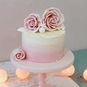 Nosztalgia tortatál - sütis kínálótál esküvőre vagy babafotózásra, Dekoráció, Esküvő, Otthon, lakberendezés, Konyhafelszerelés, Kb. 10-14 nap alatt készül el, készleten sosincs festett darab!  Cupcake, torta, macaron, pogácsa és..., Meska