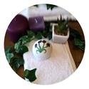 Big Lavender fürdőbomba, Szépségápolás, Fürdőszobai kellék, Szappankészítés, Kozmetikum készítés, Kézzel festett, intenzíven pezsgő, bőrápoló fürdőbomba, levendula illattal. 140g  A bőrápolásról kó..., Meska