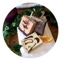 Csokoládés   szappancsomag 360g, Szépségápolás, Szappan, tisztálkodószer, Szappankészítés, Csokoládés szappancsomag - csokiimádóknak  Tartalma:  1db Csokiálom szappan narancs-szegfűszeg illa..., Meska