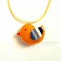 Madaras nyaklánc - sárga, Akciós termék: eredeti ára 1990 Ft, most 1500 F...