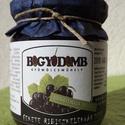 Fekete ribiszkelekvár 100%-os, Különleges minőségű lekvár, 100%-os gyümöl...