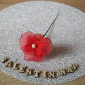Valentin-napi rózsa, Szerelmeseknek, Dekoráció, Virágkötés, A közelgő Valentin-nap alkalmából vásárlásra kínálok szálas piros rózsákat. Az előző termékeimhez h..., Meska