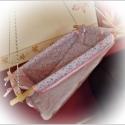 Hinta-palinta igényes kishölgynek, Elegáns kordbársonyból és puplinból készült...