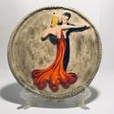 Táncolók Falikép