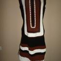 horgolt ruha l-es, l-es méretű horgolt ruha