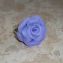 KIÁRUSÍTÁS! Halvány lila rózsa gyűrű, Ékszer, óra, Gyűrű, KIÁRUSÍTÁS! Most 30%-kal olcsóbban vásárolhatod meg ezt a terméket.  A feltüntetett ár már tartalmaz..., Meska