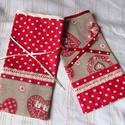 Mikulás zsák 1, Hagyományokat idéző szép karácsonyi és piros...