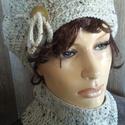 Sapka, kalap: Gioconda (horgolt, kötött)