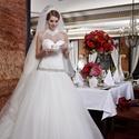 Hosszú menyasszonyi fátyol, 300 cm hosszú, Esküvő, Menyasszonyi ruha, Hajdísz, ruhadísz, Gyűrűpárna, Varrás, A fátylat a legfinomabb angol tüllből készítem el számodra, azért hogy a nagy nap tökéletességét se..., Meska