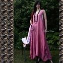 KIM air -  lagenlook gézruha, Ruha, divat, cipő, Női ruha, Ruha, Laza, szellős kánikula-ruha, vízparti nyaraláshoz.   Speciálisan erre a célra készíttetett rusztikus..., Meska