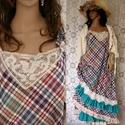 PANNI gardróbja - Lagenlook Fashion Design, Ruha, divat, cipő, Képzőművészet, Női ruha, Textil, Ha szereted ezt a stílust és az élénk színeket, akkor ez az összeállítás Neked készült!  A gardrób d..., Meska