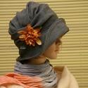 """ERNA cloche - gyapjúszövet kalap LEFOGLALVA!, Az 1920-as évek flapper divatja köszön vissza """"..."""