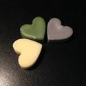 Illatviasz párologtatóba, wax melterbe, Paraffinmentes illatviasz szívek, melyeket szója...