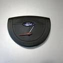 Ford autóalkatrészből fali óra, Otthon, lakberendezés, Ékszer, óra, Bútor, Falióra, Ford kormánylégzsák borításából készítettem ezt a fali órát.  Különlegessége,hogy a mu..., Meska