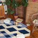 PUZZLE SZŐNYEG - SNOWFLAKE 3in1, Dekoráció, Otthon, lakberendezés, Lakástextil, Szőnyeg, 230×170 cm TERVEZD MEG ÉS ÁLLÍTSD ÖSSZE ÁLMAID SZŐNYEGÉT!  Az otthonod rólad szól és az egyéniségede..., Meska