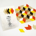 Mozaik matrica csomag 3. 60 db, A caraWonga mozaik matricák egy 60 db-os készlet...