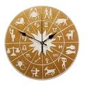 Asztrológia falióra - születési horoszkóp alapján, esküvő időpontja szerint