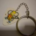 Lefoglalva - Bart Simpson kulcstartó, Mindenmás, Kulcstartó, Egyedi kérésre készült kulcstartó Zsamika részére, Meska