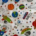 Ovis lepedő - űrhajós, Újabb fiús témájú textilem, ezúttal nem a kl...