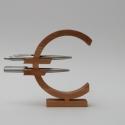 Euro tolltartó, Bútor, Dekoráció, Férfiaknak, Otthon, lakberendezés, Famegmunkálás, Nálunk már bevezetésre került az Euro :)  Kedveled a tollakat? Van amit igazán nagy becsben tartass..., Meska