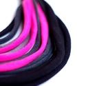 Pink/szürke/fekete Basic ékszerszett , Trendi színekben készült.  Klasszikus sokszála...