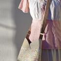 ROSES - liliputi maMut táska + AJÁNDÉK!, Törpemamut készült, kis-nagylányoknak, beváll...