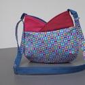 HAPPY - liliputi maMut táska , Táska, Válltáska, oldaltáska, Törpemamut készült, kis-nagylányoknak, bevállalós anyukáknak, netalán nagyiknak:-)  Az új LILIPUTI t..., Meska