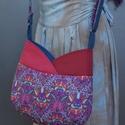 LEVENDULA - liliputi maMut táska , Táska, Válltáska, oldaltáska, Törpemamut készült, kis-nagylányoknak, bevállalós anyukáknak, netalán nagyiknak:-)  Az új LILIPUTI t..., Meska