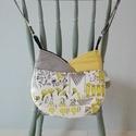 IKEA - liliputi maMut táska, Táska, Válltáska, oldaltáska, Törpemamut készült, kis-nagylányoknak, bevállalós anyukáknak, netalán nagyiknak:-)  Az új LILIPUTI t..., Meska
