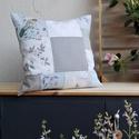 RELAX - patchwork párna, Textilesként fontosnak tartom, hogy olyan termék...