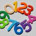 Játék a számokkal és színekkel - dekorgumi formák, Baba-mama-gyerek, Játék, Baba-mama kellék, Készségfejlesztő játék, Mindenmás, Egyszerű de nagyszerű kis játék, ami segít a számok megismerésében, fürdés és játék közben.  Egyben..., Meska