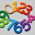 Játék a számokkal és színekkel - dekorgumi formák, Gyerek & játék, Baba-mama kellék, Játék, Készségfejlesztő játék, Egyszerű de nagyszerű kis játék, ami segít a számok megismerésében, fürdés és játék közben.  Egyben ..., Meska