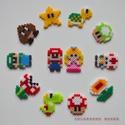 Super Mario mini hűtőmágnes készlet (12 db), Férfiaknak, Otthon & lakás, Konyhafelszerelés, Hűtőmágnes, Dekoráció, Aki játszott gyerekkorában Super Mario-t és/vagy esetleg most (is) szokott vele játszani, az fogja i..., Meska