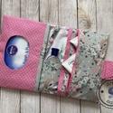 Pelenkatartó táska / pelenkázó neszeszer / pelenkázó táska, Nem késztermék esetén az elkészítési és pos...