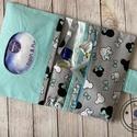 Pelenkatartó táska / pelenkázó neszeszer , Nem késztermék esetén az elkészítési és pos...