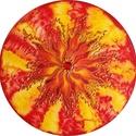 """""""Tűz"""" mandala, Dekoráció, Kép, A képen látható mandala a """"Tűz"""" nevet kapta.   Átmérője 20 cm, egy vékony damillal átfűzö..., Meska"""