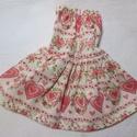 Babaruha -öltöztetős babáimhoz, Baba-mama-gyerek, Játék, Baba, babaház, Saját öltöztetős  babáimhoz készült ruhák. (A baba kb. 40 centis.), Meska