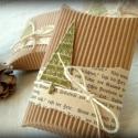 Karácsonyi erdő - karácsonyi dobozok, apróságoknak, Apróságot adsz ajándékba? Neked készítettem ...