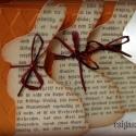 Három nyulak - barna színben, Vidám húsvéti képeslapokat kínálok, melyekke...