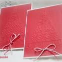Norvég karácsony... - 2 db képeslap, Karácsonyi üdvözleteid méltó helyet kapnak ez...