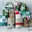 Karácsonyi dobozok - Armor részére, Egyedi megrendelés alapján készítettem ezeket ...