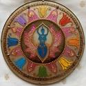 Újjászületés Mandala, A lótusz a tisztaság, újjászületés, megújul...
