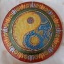 Jin-Jang Mandala, Jin-jang mandala Párkapcsolati mandala lótusz mo...
