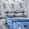 Macis  ágynemű, Gyerek & játék, Baba-mama kellék, Gyerekszoba, Falvédő, takaró, Varrás, 100% ökopamutvászonból, 2cm-es töltővlies béléssel készült baba ágynemű, takaró és párna. Egyik old..., Meska
