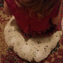 Babzsák párna, ülő párna, mesepárna, Baba-mama-gyerek, Gyerekszoba, Gyerekbútor, Varrás, kb 50 cm átmérőjű, erős pamutszövetből készült párna. Vastagsága 12-15 cm, töltete babzsákgyöngy (p..., Meska