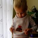 Sünis kedvenc sál Ildiék részére, Sünis sál egy kedves vevő kisfiának.  Mérete:...