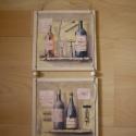 Konyhai falikép, A konyha hangulatát dobhatja fel ez a borosüvege...