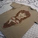 Oroszlános póló