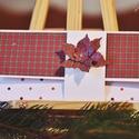 Karácsonyi pénzátadó boríték....vagy képeslap, Naptár, képeslap, album, Dekoráció, Karácsonyi, adventi apróságok, Ünnepi dekoráció, Karácsonyi dekoráció, Ajándékkísérő, képeslap, Mérete: 21x10 cm Nagyméretű képeslap. Ismerőseidnek, rokonaidnak, üzleti partnereidnek, karácsonyi a..., Meska