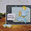 Karácsonyi képeslap, Naptár, képeslap, album, Egyedi, kézzel készült képeslap. Domborított,csiszolt, minőségi papírokkal díszítve. A csomag 1 db k..., Meska